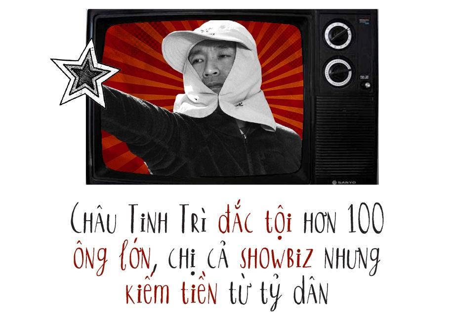 Chau Tinh Tri: Su that ve ga 'di hom' duoc phong vua showbiz Hoa ngu hinh anh 7
