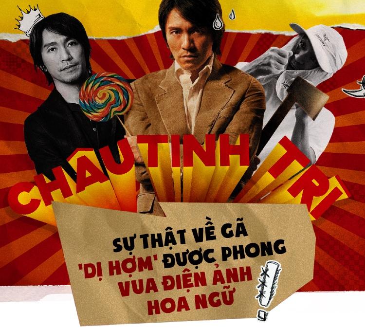 Chau Tinh Tri: Su that ve ga 'di hom' duoc phong vua showbiz Hoa ngu hinh anh 1