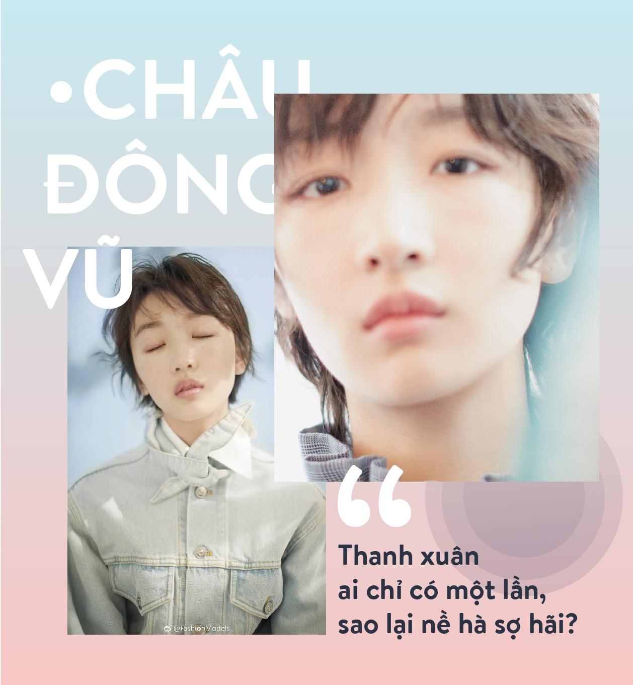 Chau Dong Vu noi tieng anh 12