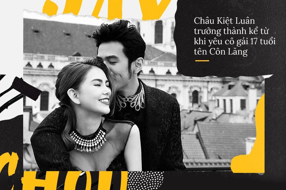 Chau Kiet Luan: Ong vua tai hoa cua showbiz si tinh my nhan 17 tuoi hinh anh 10