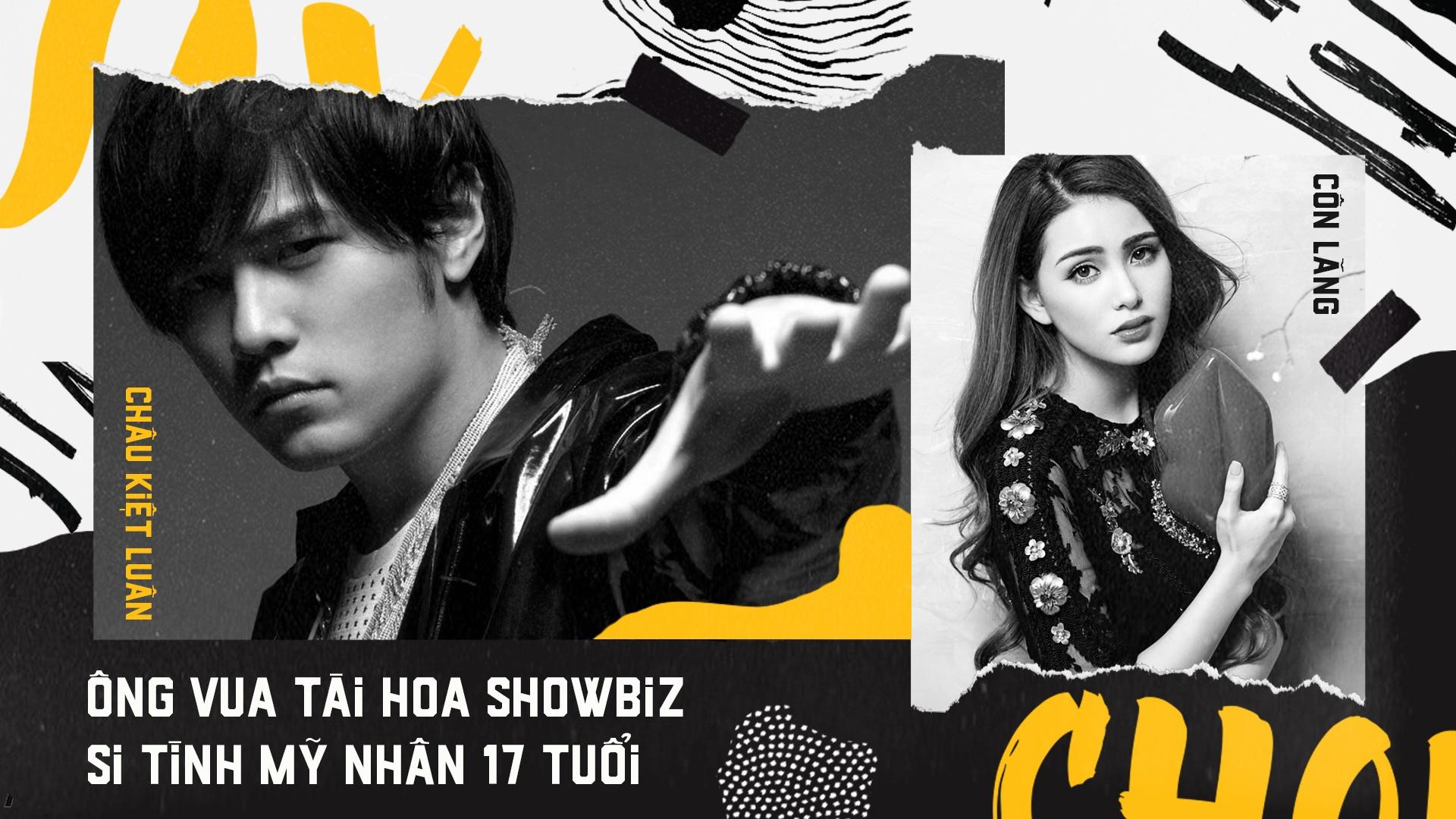 Chau Kiet Luan: Ong vua tai hoa cua showbiz si tinh my nhan 17 tuoi hinh anh 2
