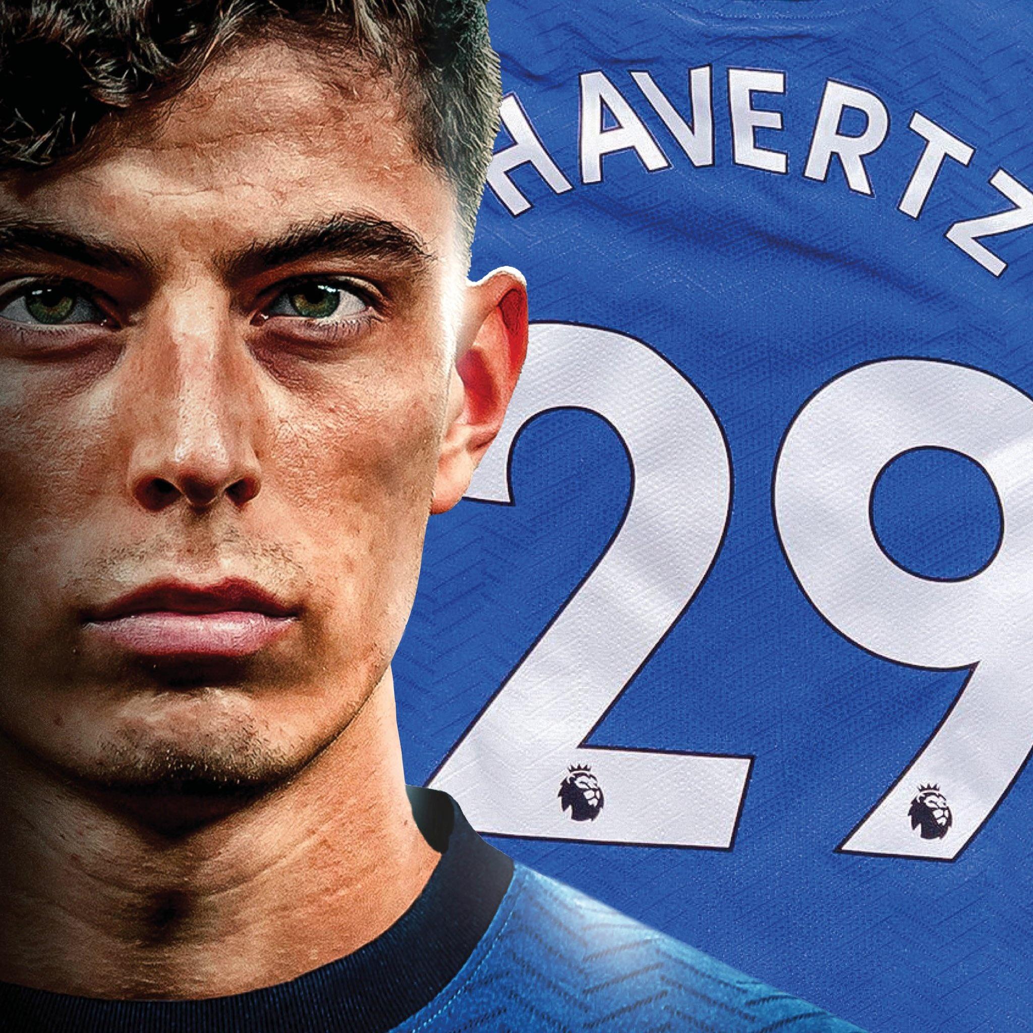 Kai Havertz ve Chelsea anh 1