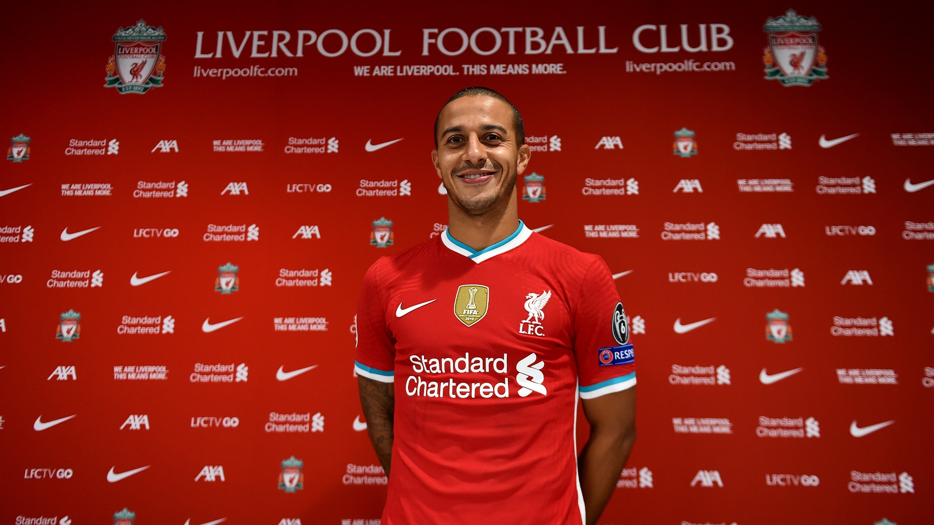 Thiago,  Liverpool,  Premier League,  Juergen Klopp,  Champions League,  Bayern,  Man United,  Chelsea,  Arsenal,  Barca anh 3