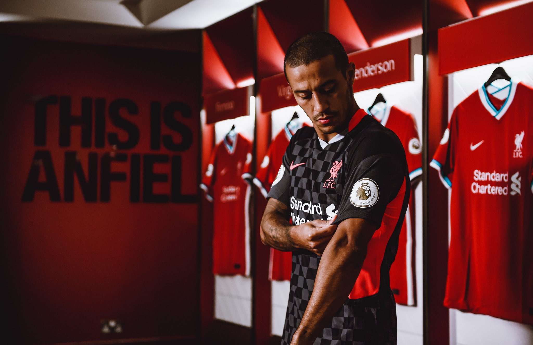 Thiago,  Liverpool,  Premier League,  Juergen Klopp,  Champions League,  Bayern,  Man United,  Chelsea,  Arsenal,  Barca anh 4