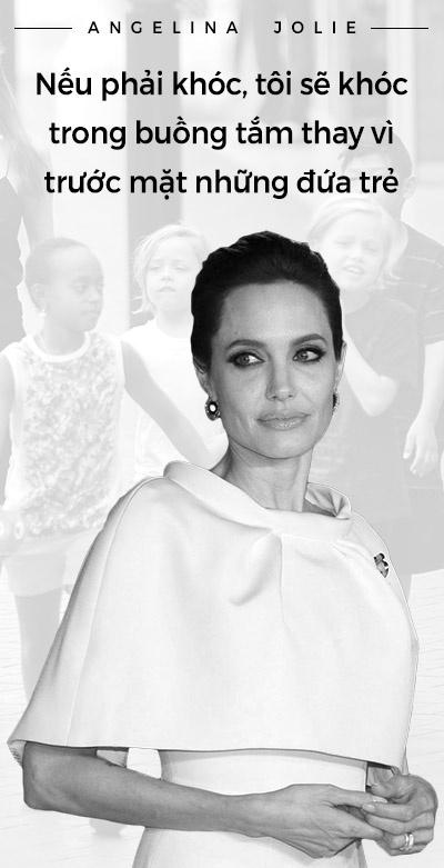 Angelina Jolie: Ba me don than va cuoc song khong bao gio binh thuong hinh anh 10