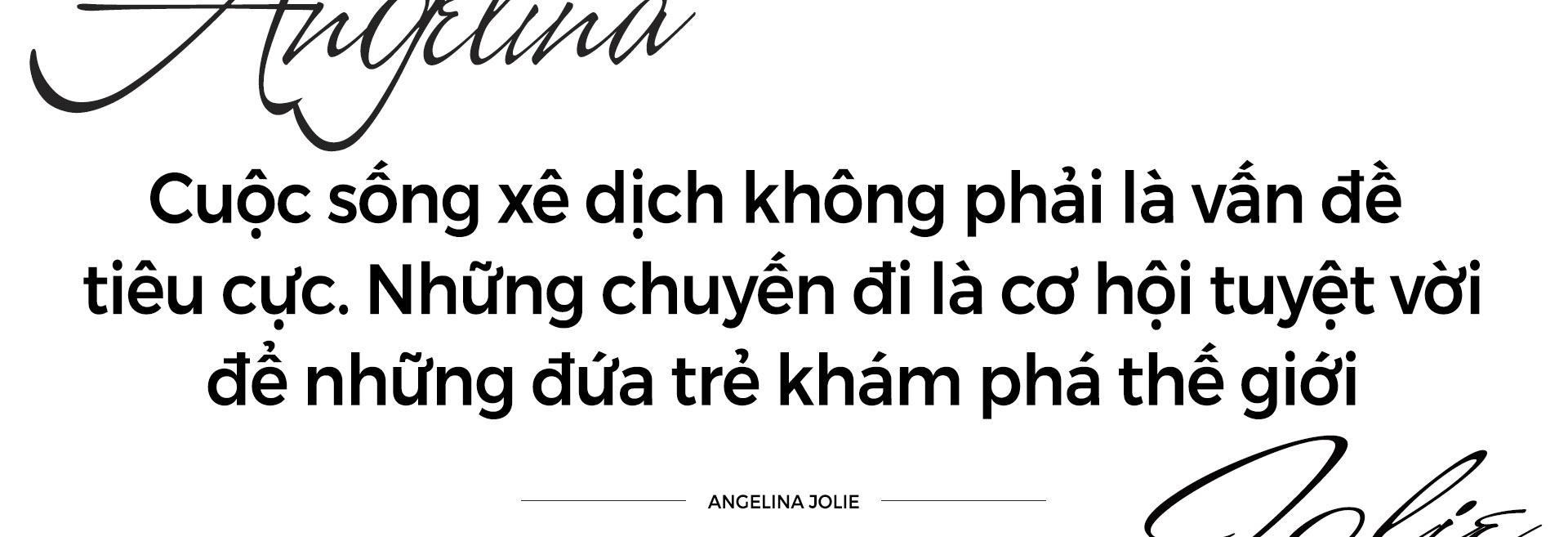 Angelina Jolie: Ba me don than va cuoc song khong bao gio binh thuong hinh anh 11