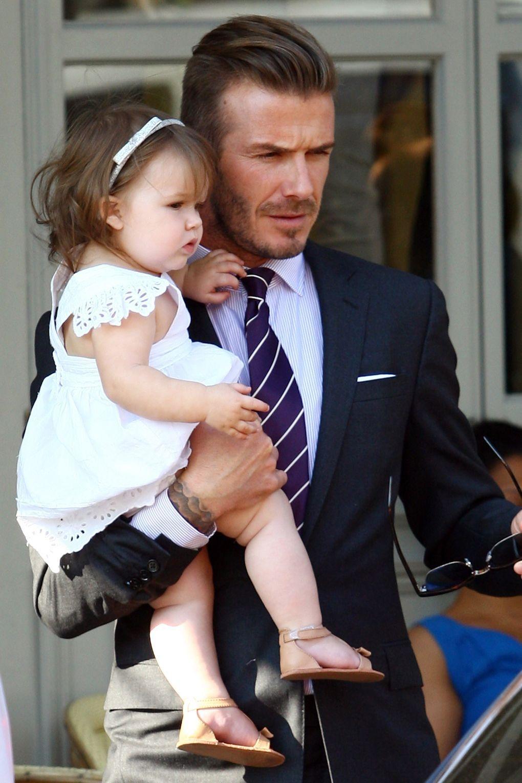 Harper Beckham cong chua Anh anh 5