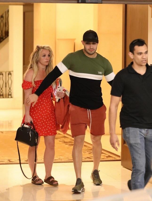 phong trao tra tu do cho Britney anh 6