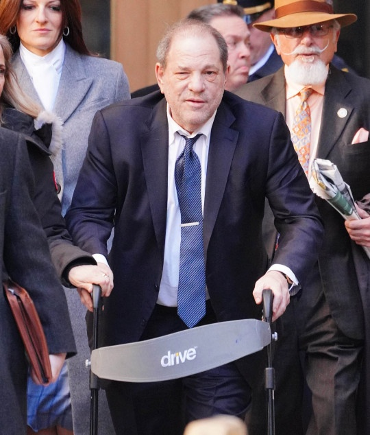 Harvey Weinstein o tu anh 1