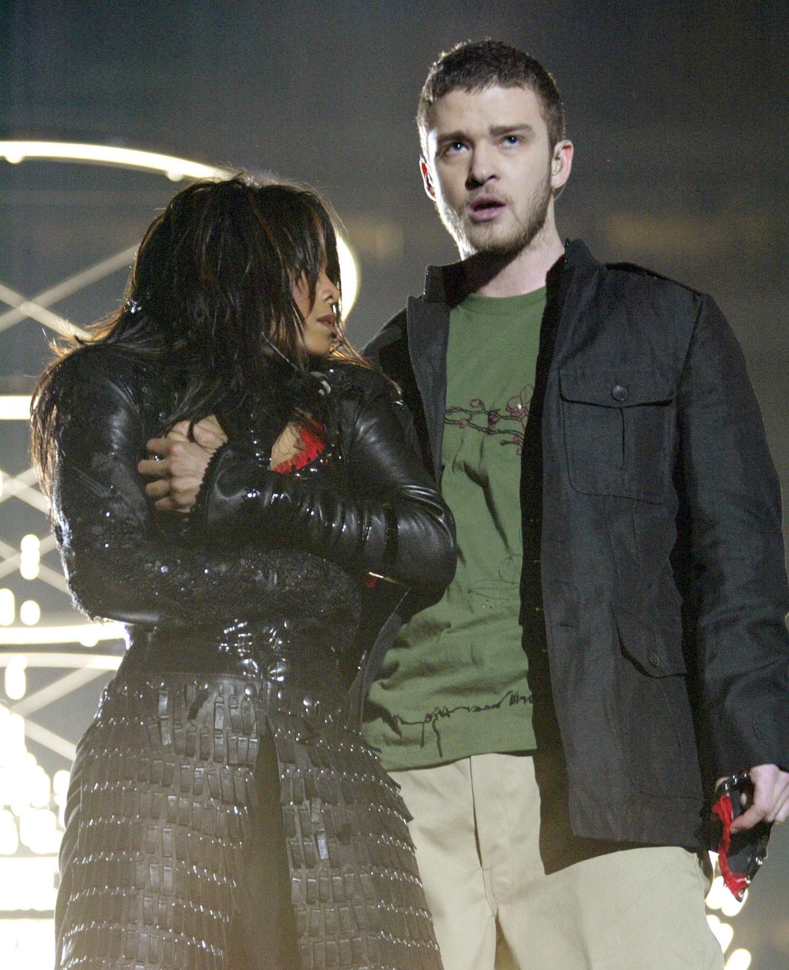 Justin Timberlake xin loi ban gai anh 4