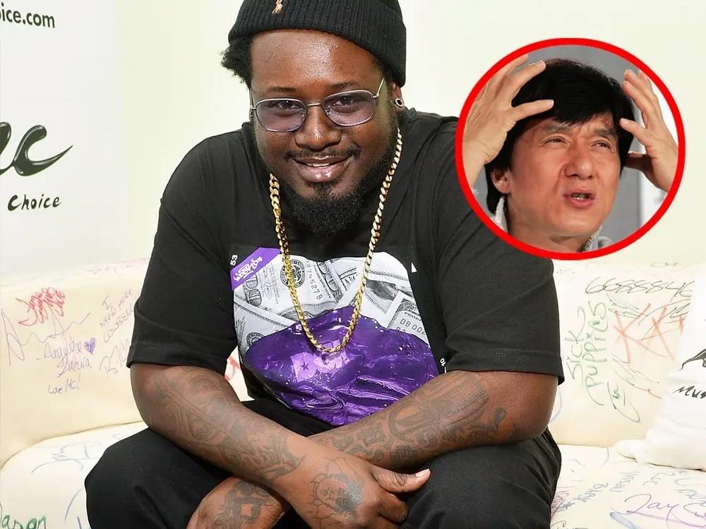 Rapper xam hinh Thanh Long anh 1