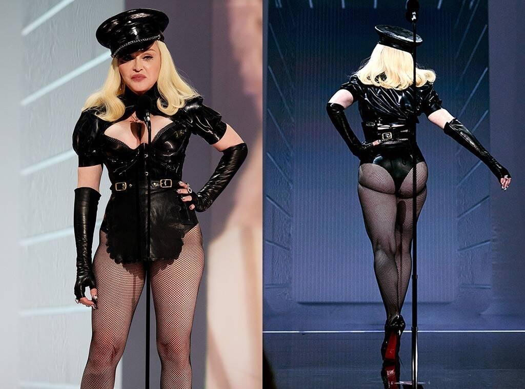 Madonna tai MTV Video Music Awards anh 4