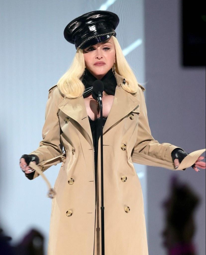 Madonna tai MTV Video Music Awards anh 6