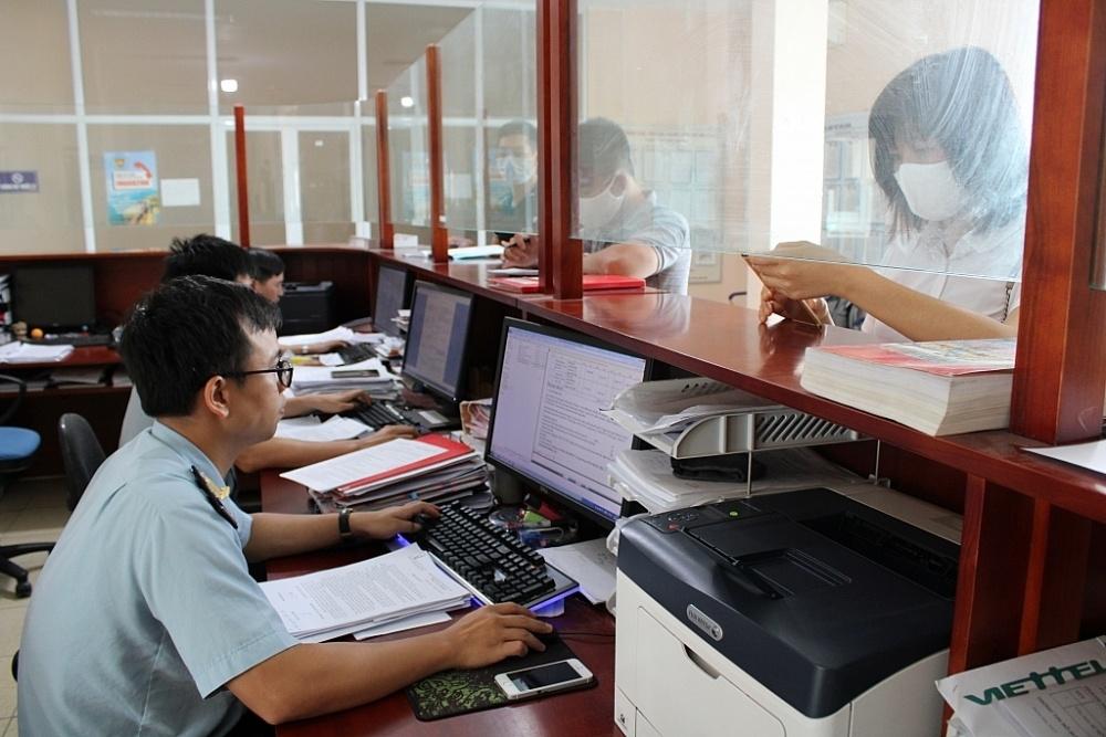 Hai quan Ha Nam Ninh cong khai 15 doanh nghiep no thue anh 1