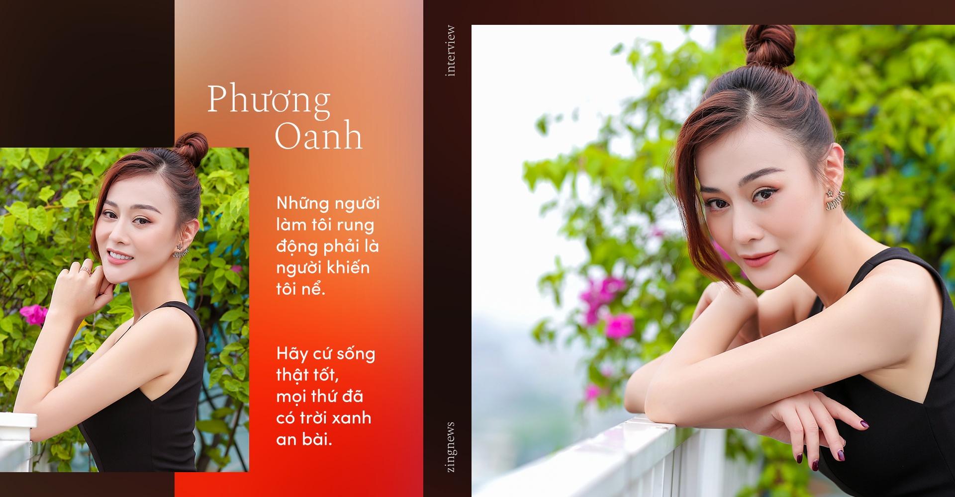 'Quỳnh búp bê' Phương Oanh: Tôi đã kiệt sức và sẽ tạm dừng đóng phim
