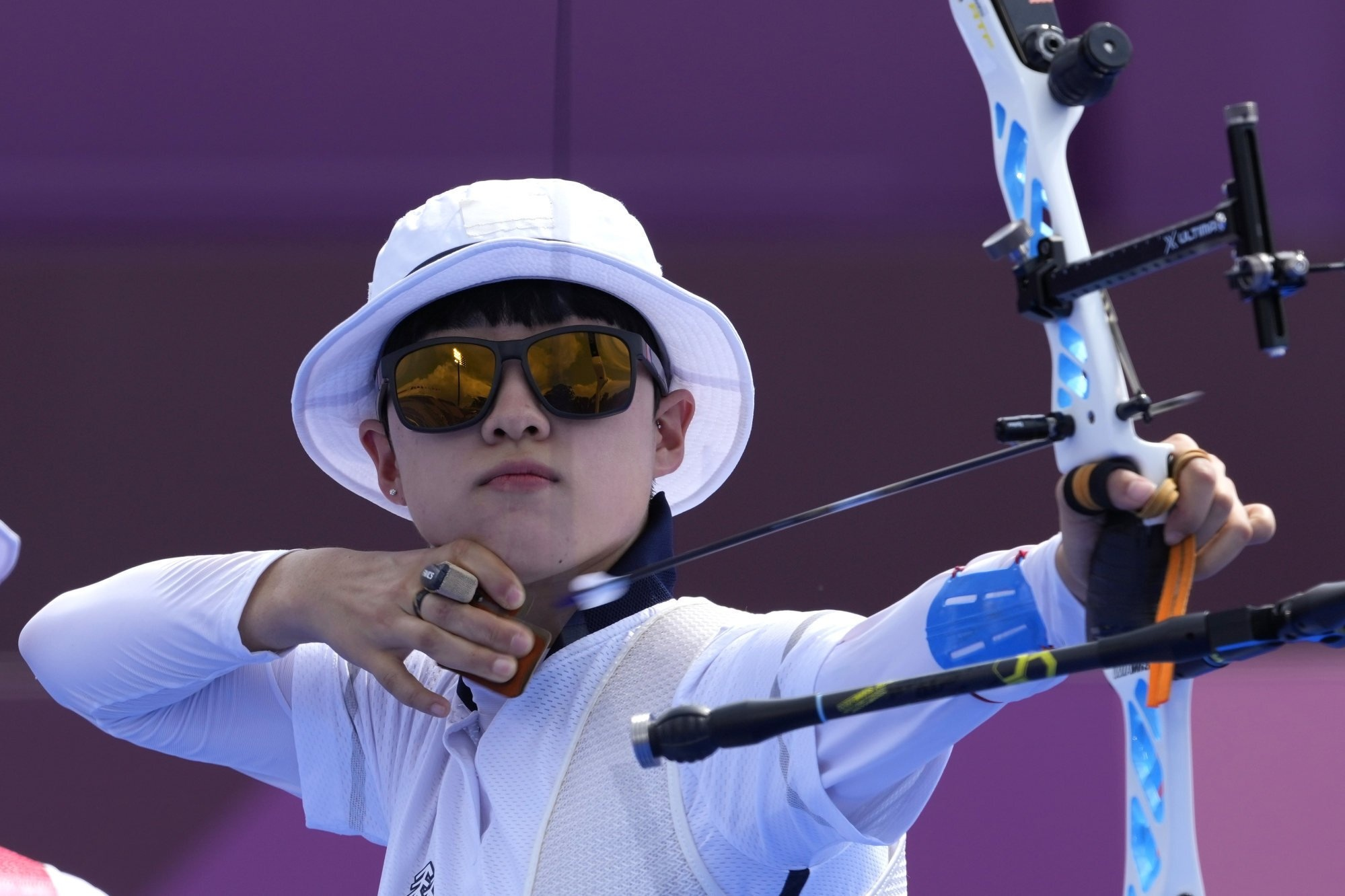 Van dong vien Olympic thich Kpop anh 4