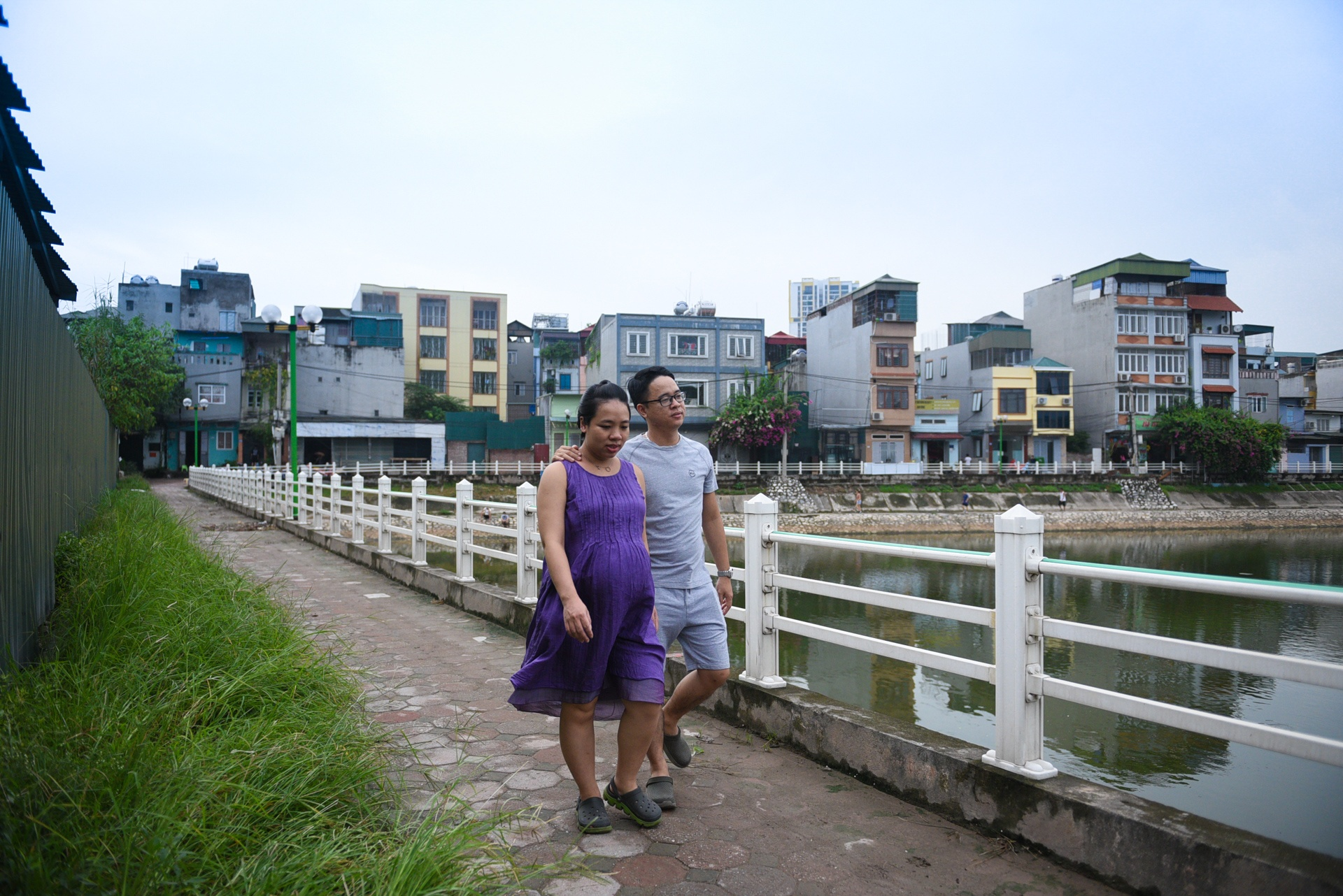 hinh anh sinh con,  vuot can thoi covid anh 4