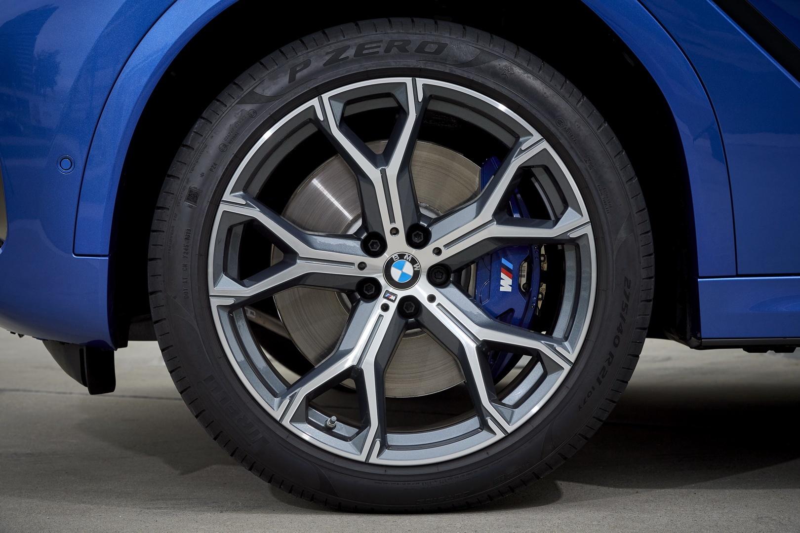 BMW X6 2020 - SUV voi suc manh sieu xe hinh anh 19