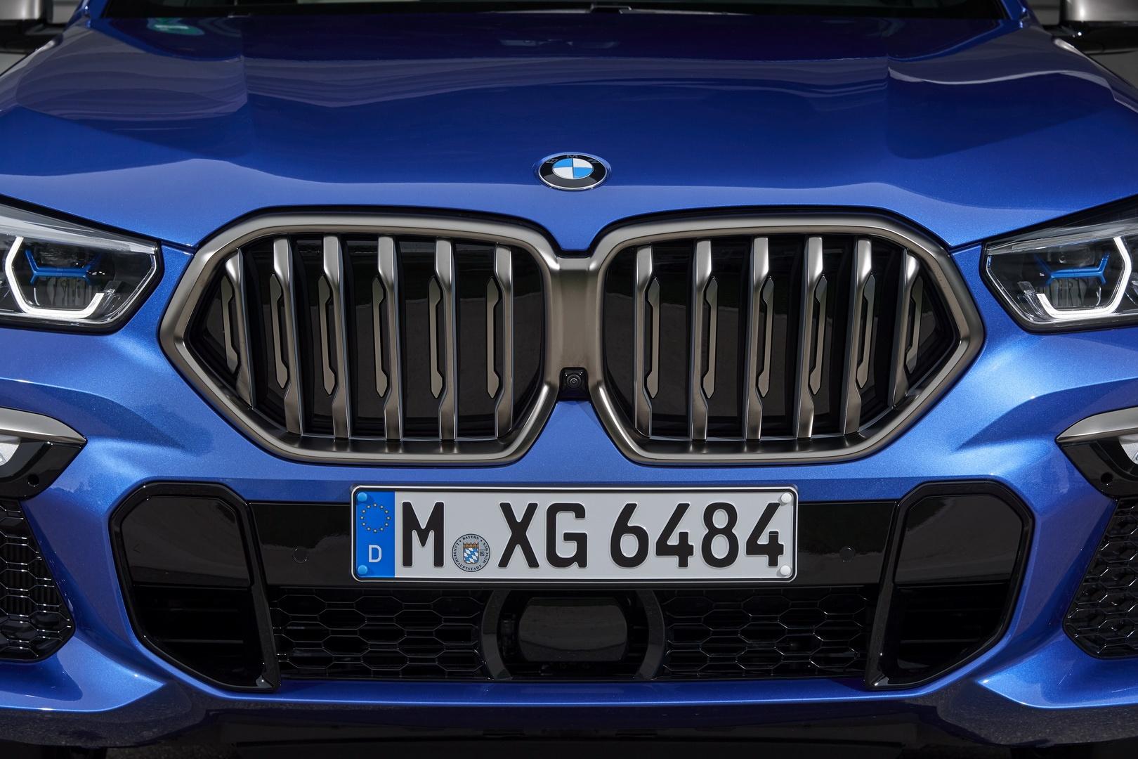 BMW X6 2020 - SUV voi suc manh sieu xe hinh anh 14