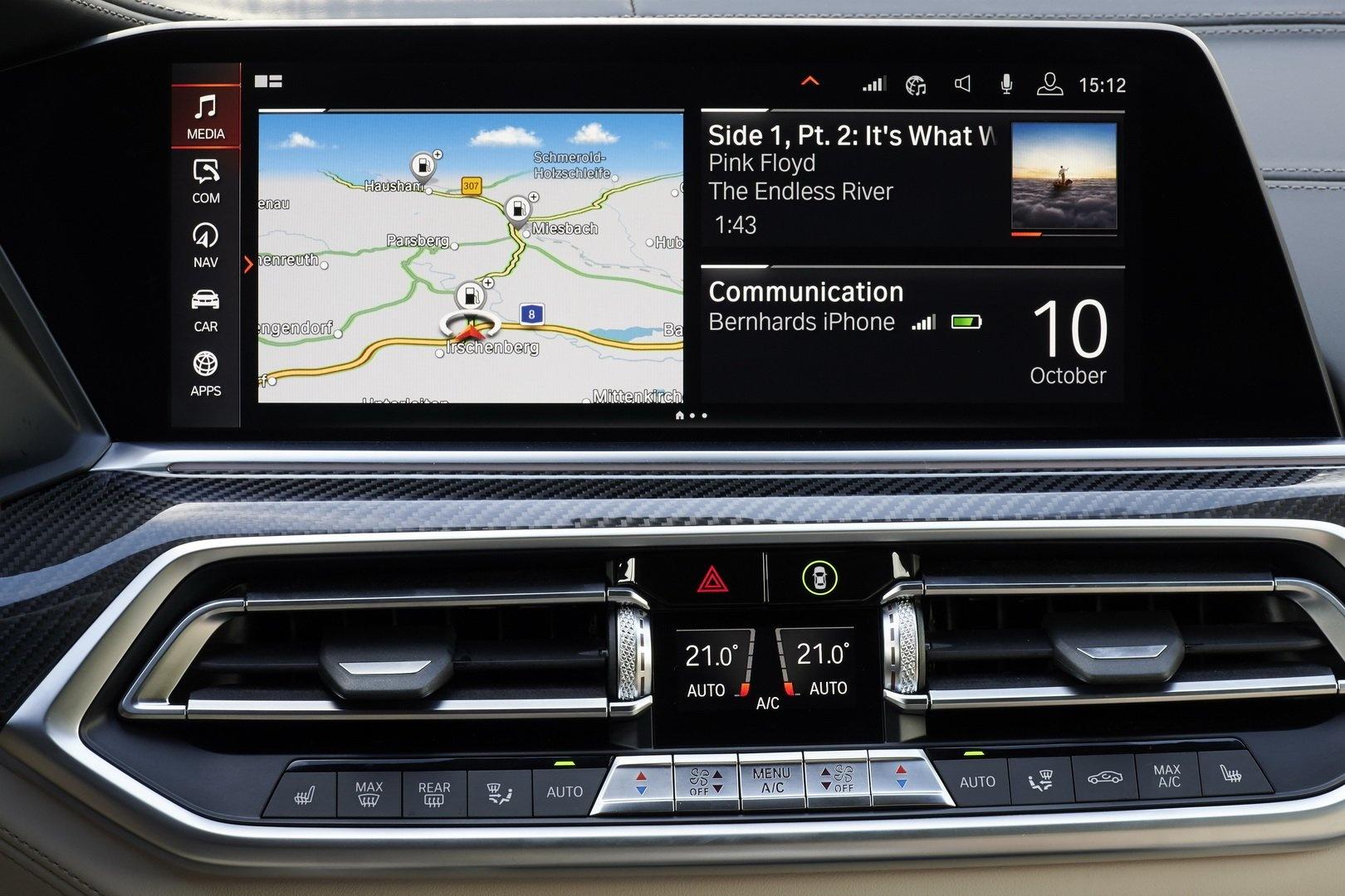 BMW X6 2020 - SUV voi suc manh sieu xe hinh anh 27