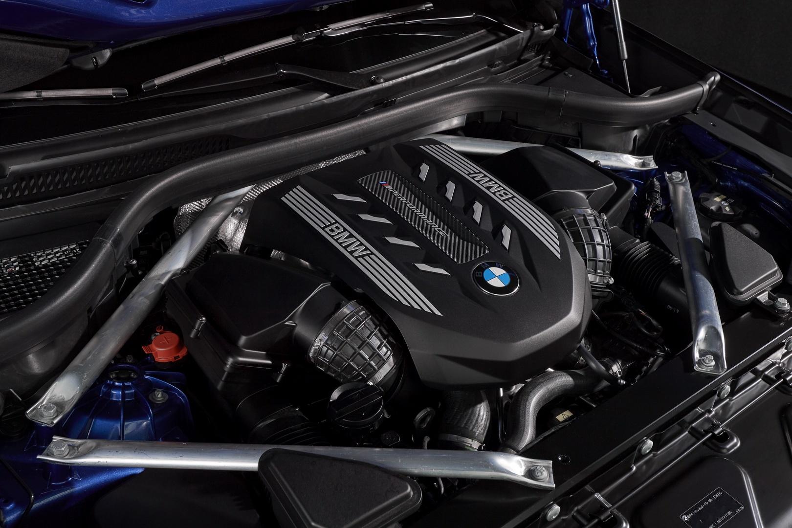 BMW X6 2020 - SUV voi suc manh sieu xe hinh anh 32