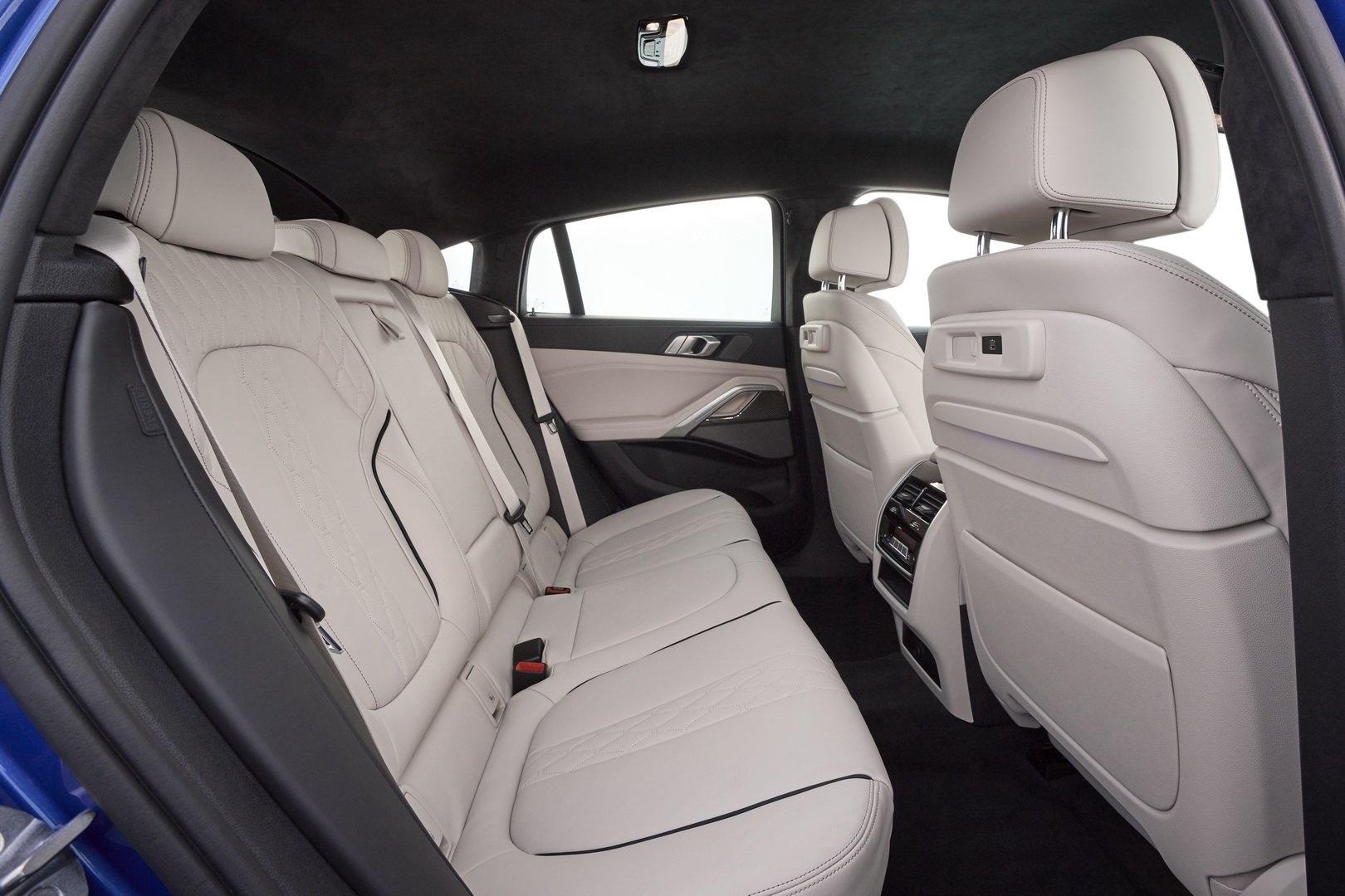 BMW X6 2020 - SUV voi suc manh sieu xe hinh anh 29