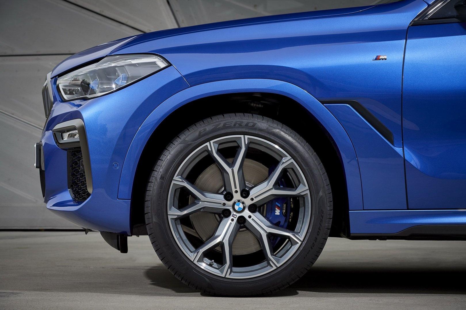 BMW X6 2020 - SUV voi suc manh sieu xe hinh anh 20