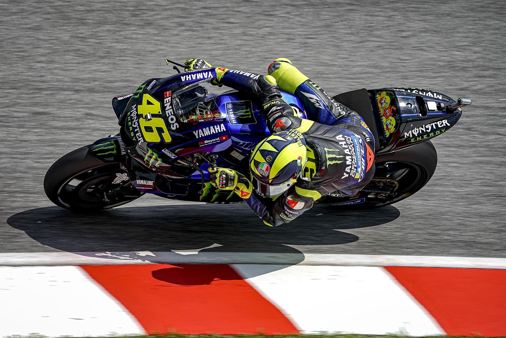 Ngay tro lai thanh dia Sepang cua Valentino Rossi hinh anh 25