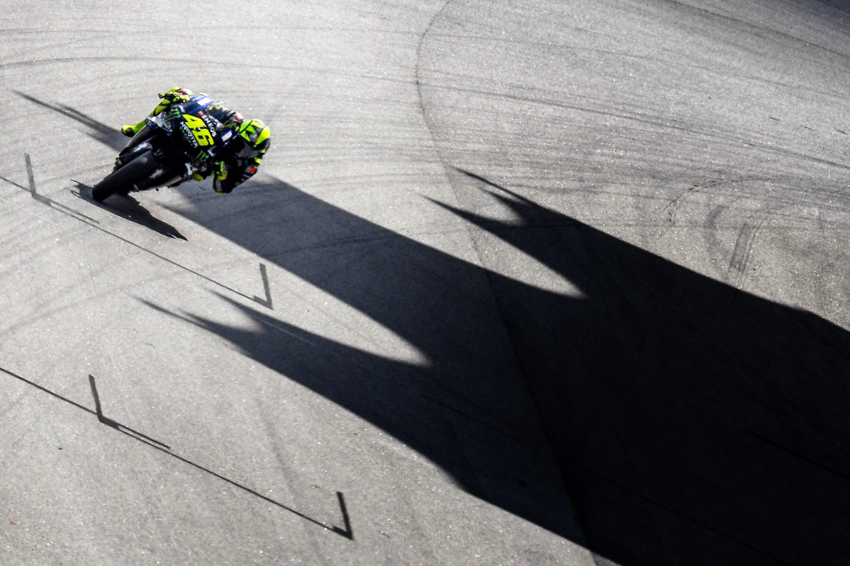 Ngay tro lai thanh dia Sepang cua Valentino Rossi hinh anh 21