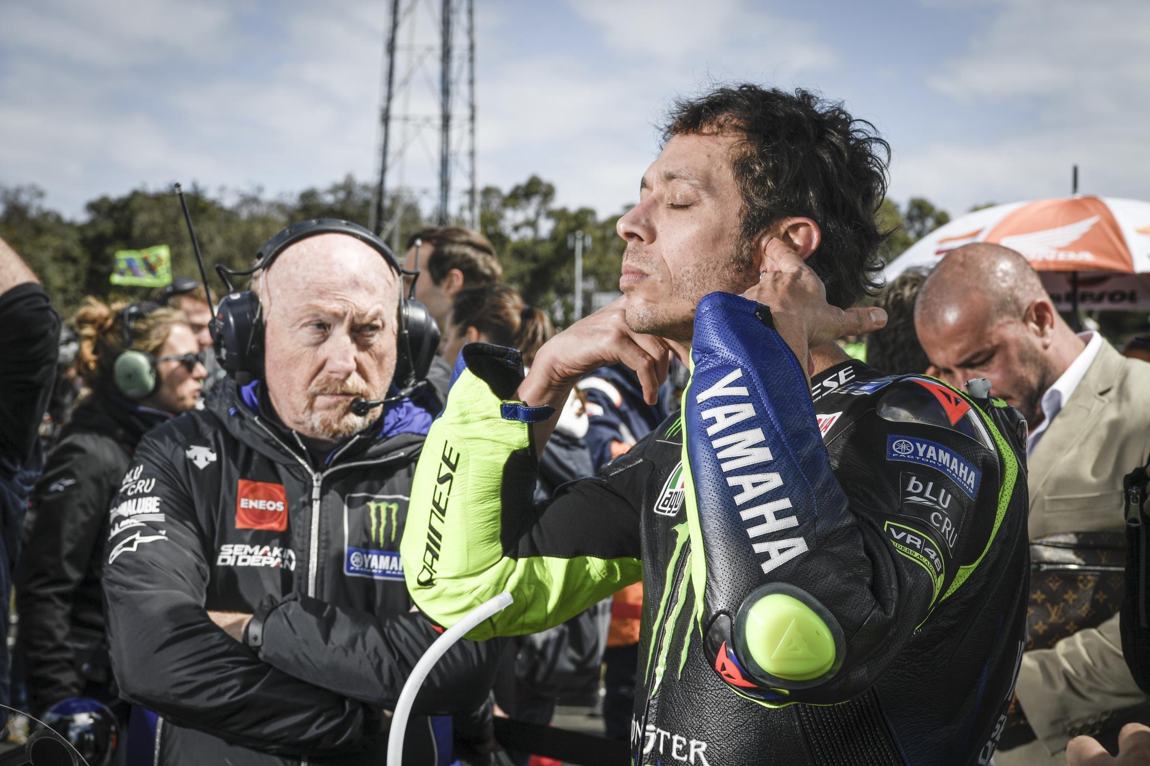Ngay tro lai thanh dia Sepang cua Valentino Rossi hinh anh 32