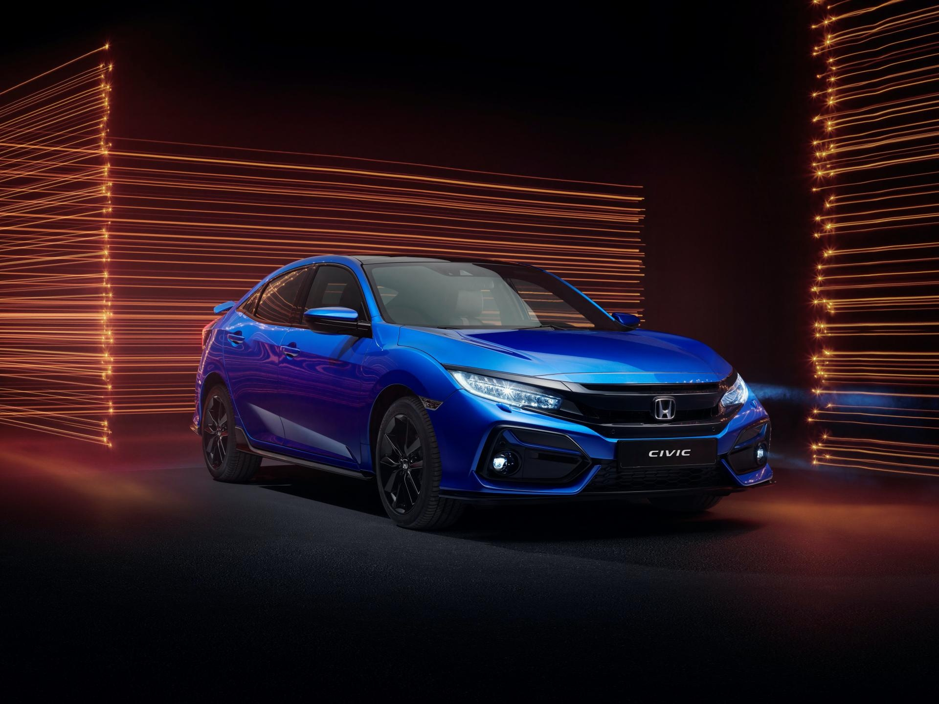 Honda Civic Sport Line 2020 - xe the thao dong co 1.0L hinh anh 27