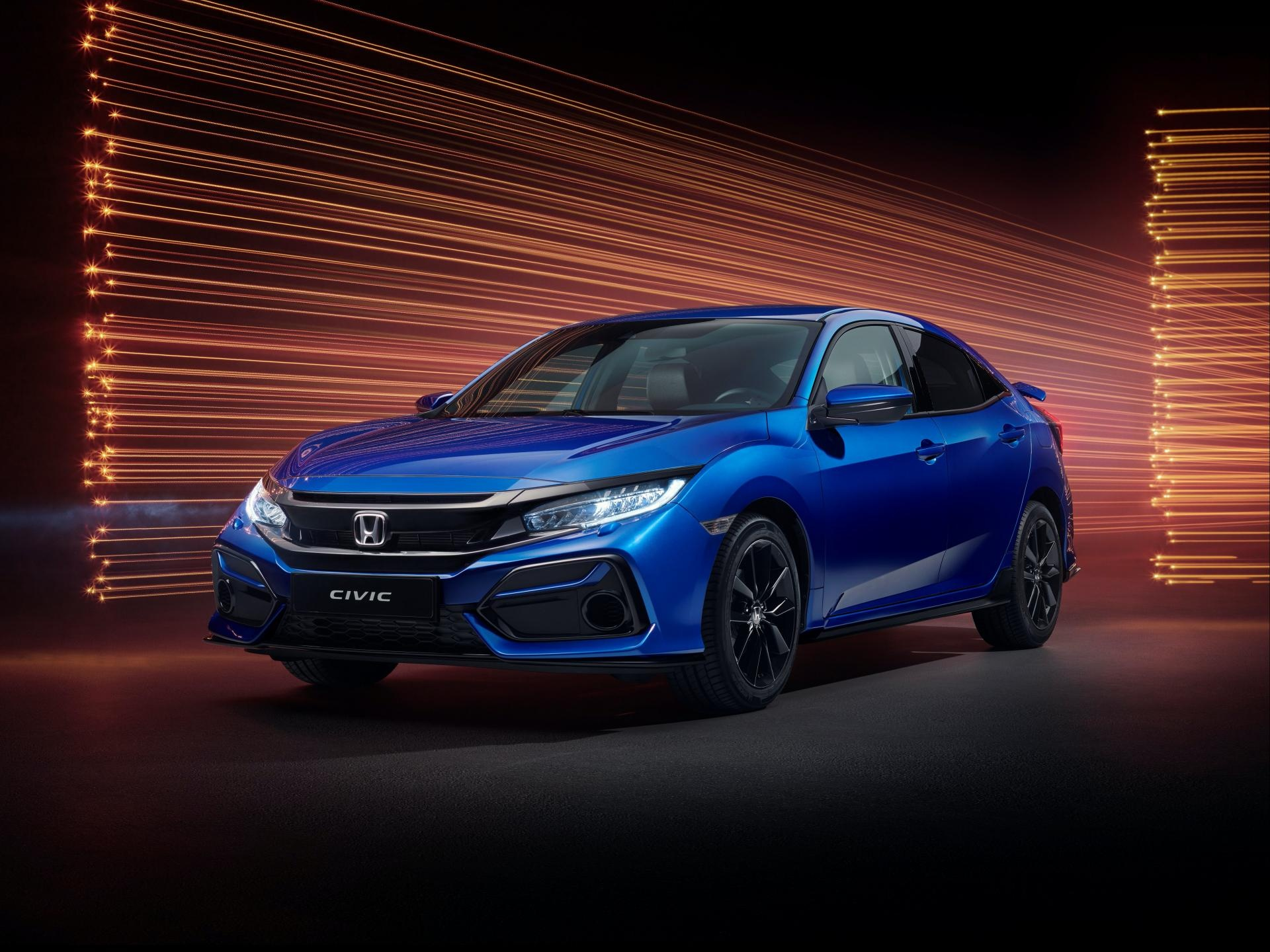 Honda Civic Sport Line 2020 - xe the thao dong co 1.0L hinh anh 22