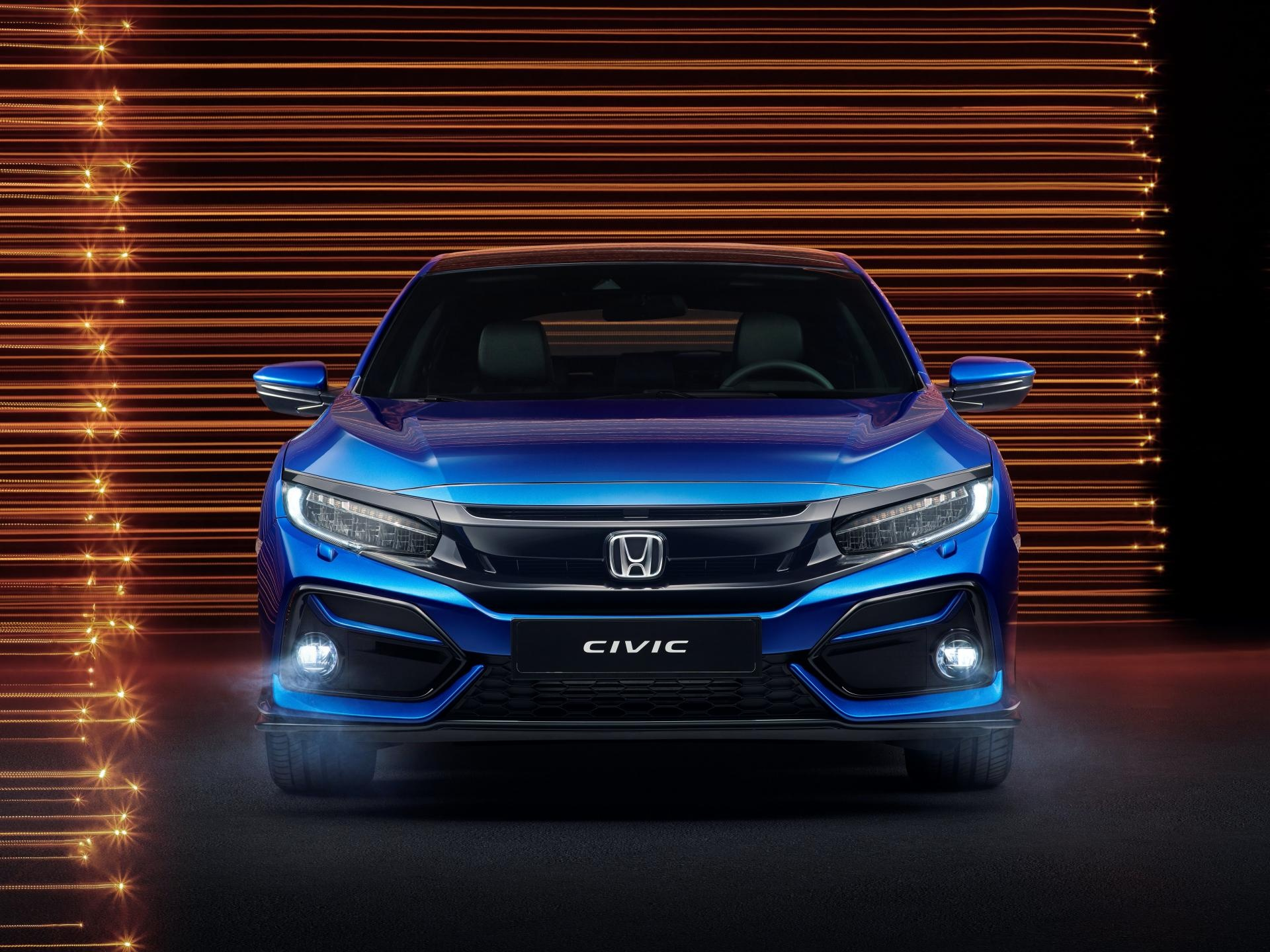 Honda Civic Sport Line 2020 - xe the thao dong co 1.0L hinh anh 29