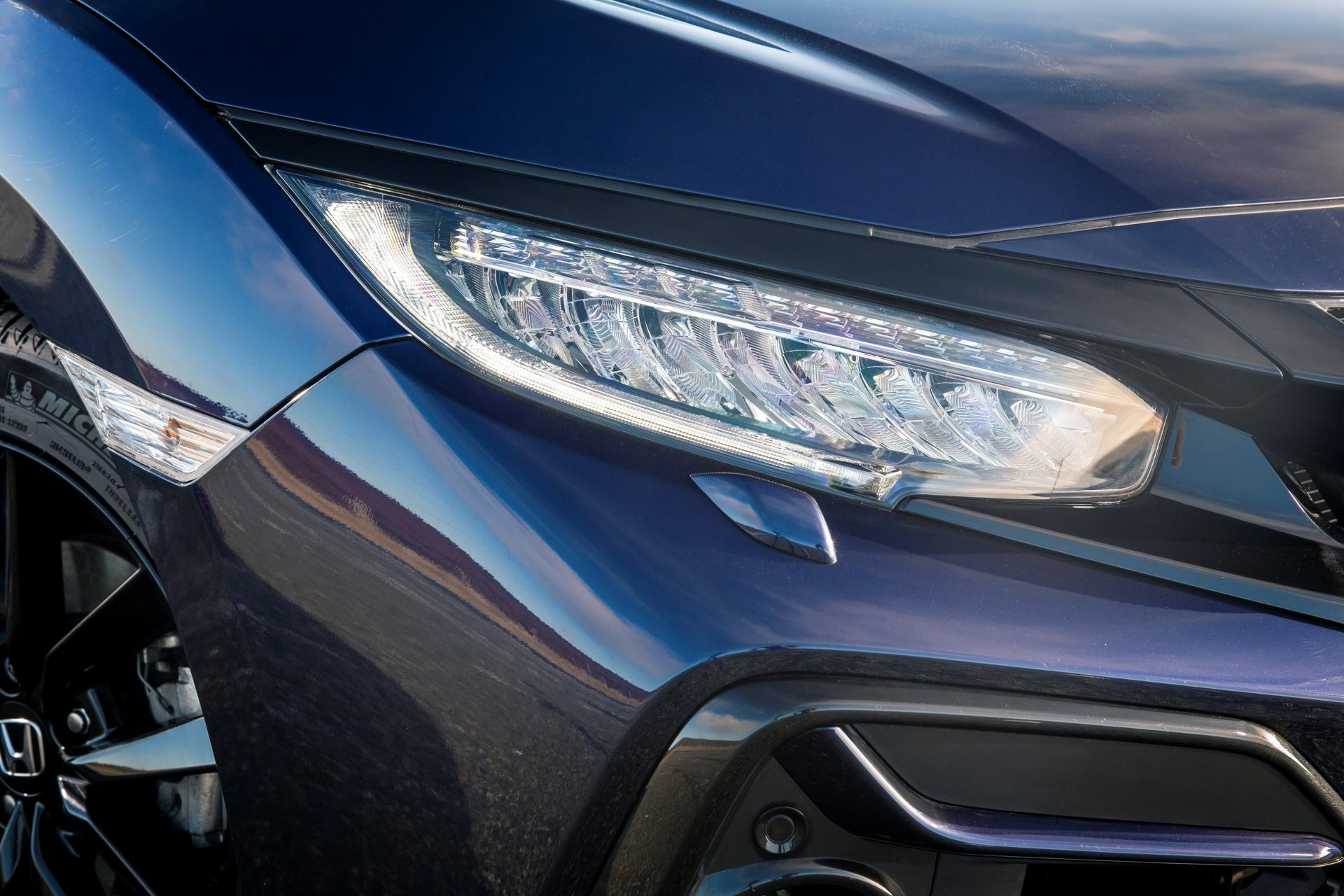 Honda Civic Sport Line 2020 - xe the thao dong co 1.0L hinh anh 7