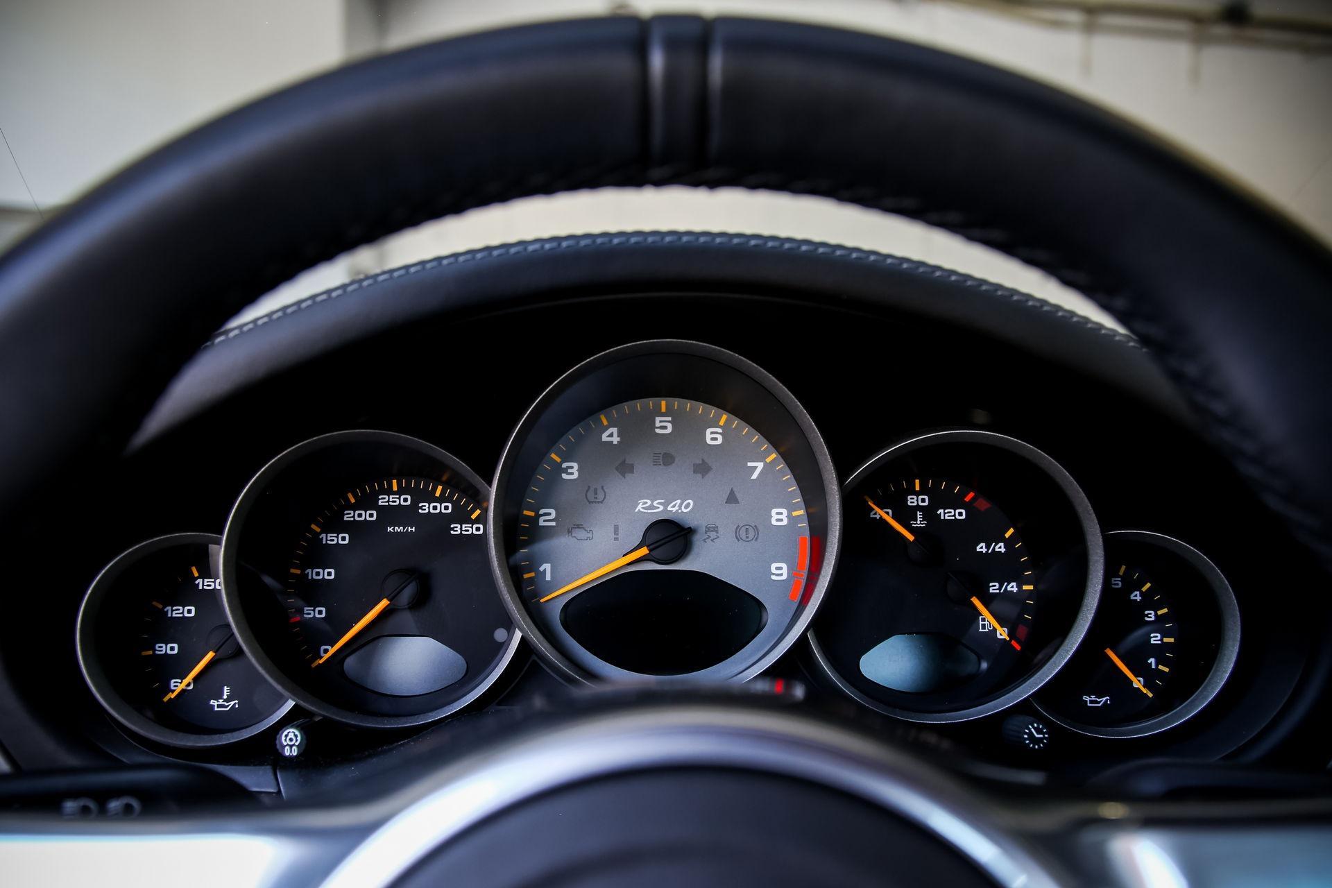 Ngam nhin Porsche 911 GT3 RS 4.0 2011 phien ban gioi han dac biet anh 15