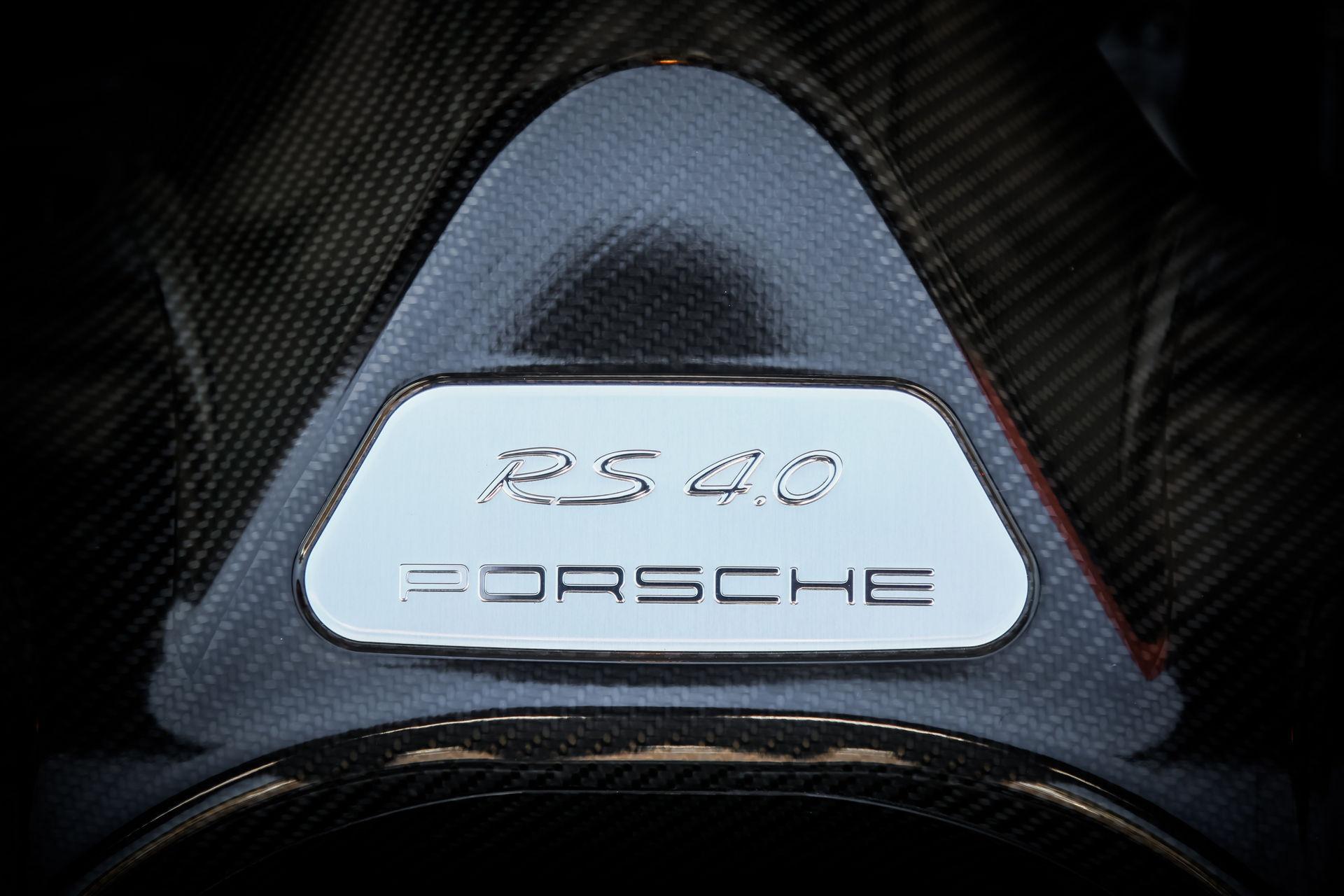 Ngam nhin Porsche 911 GT3 RS 4.0 2011 phien ban gioi han dac biet anh 24
