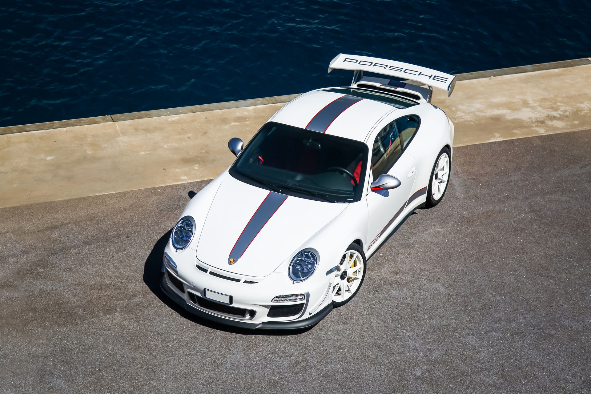 Ngam nhin Porsche 911 GT3 RS 4.0 2011 phien ban gioi han dac biet anh 1