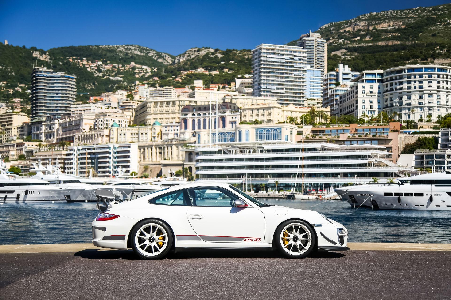 Ngam nhin Porsche 911 GT3 RS 4.0 2011 phien ban gioi han dac biet anh 2