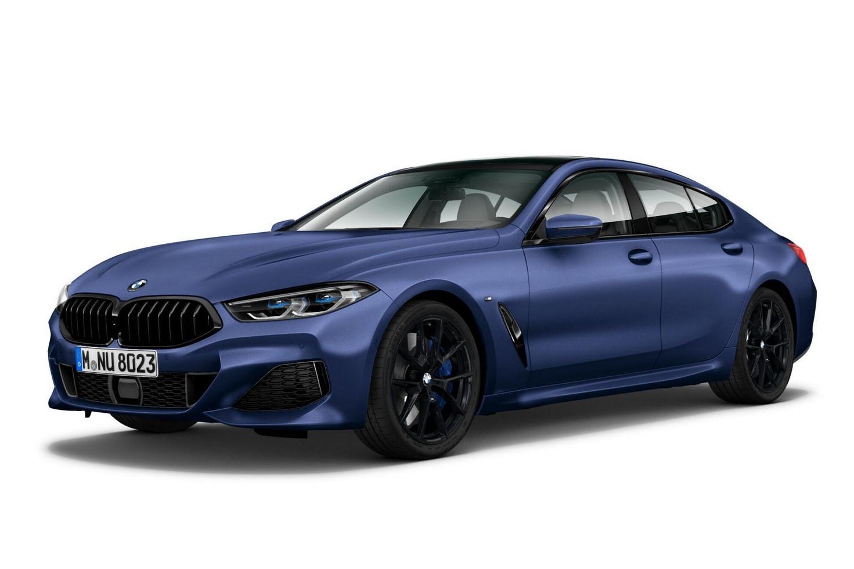 BMW 8-Series Heritage Edition ra mat anh 2