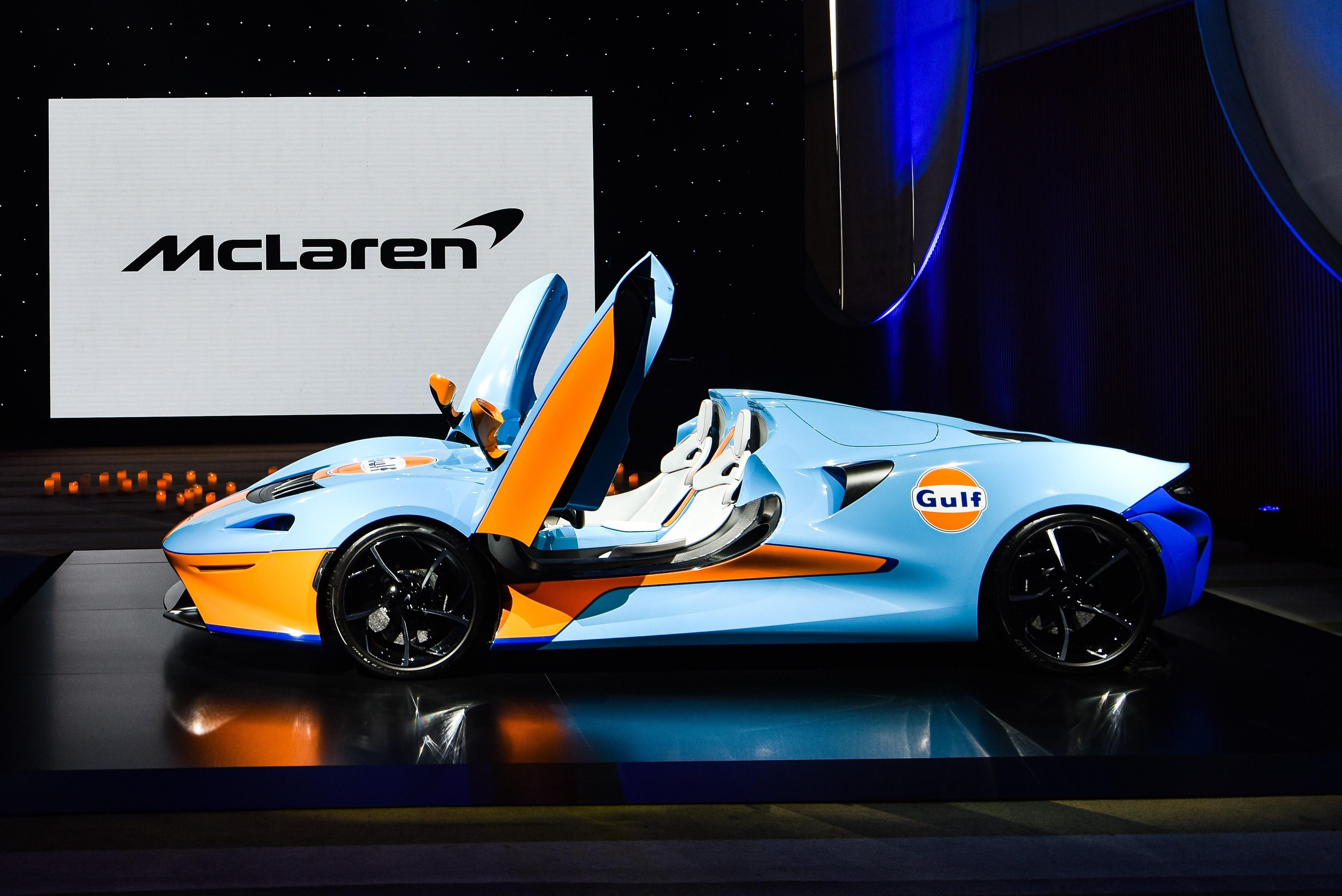 McLaren Elva xuat hien tai TP.HCM cung Minh Nhua anh 7