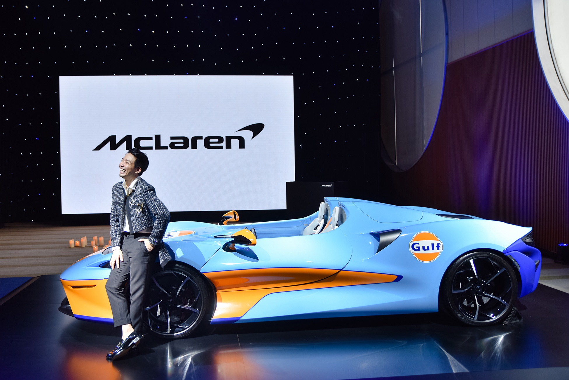 McLaren Elva xuat hien tai TP.HCM cung Minh Nhua anh 2