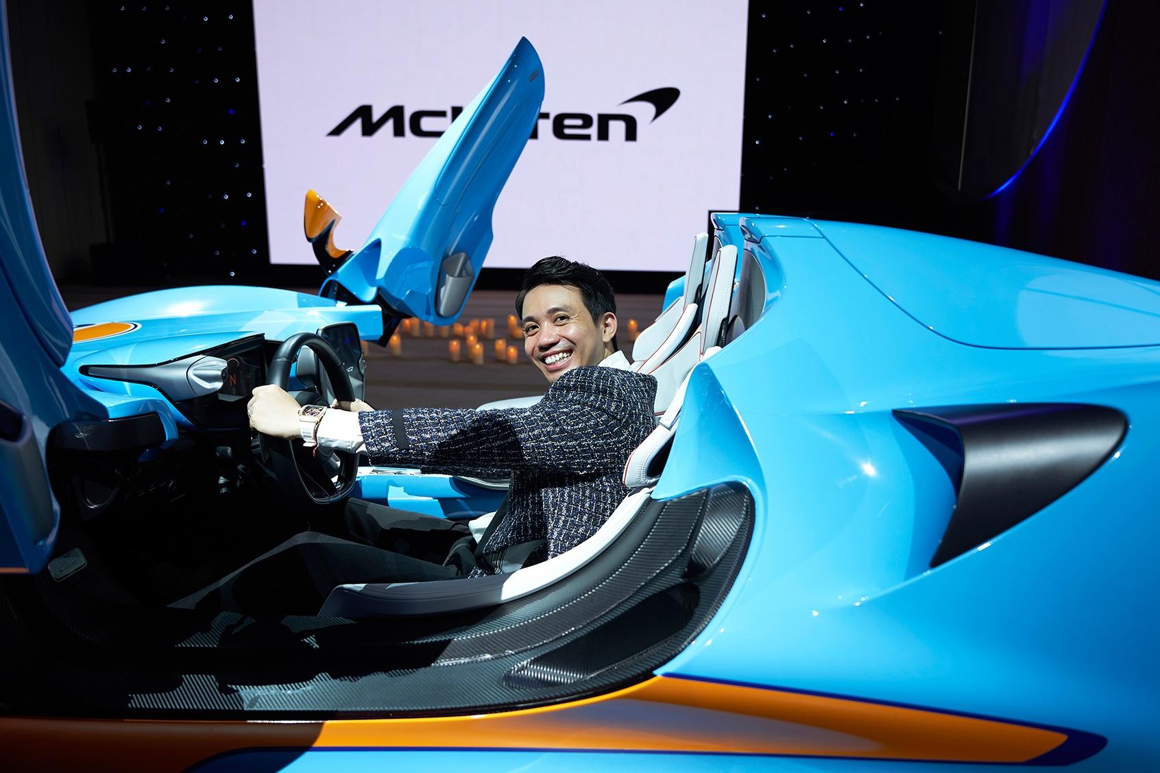 McLaren Elva xuat hien tai TP.HCM cung Minh Nhua anh 3