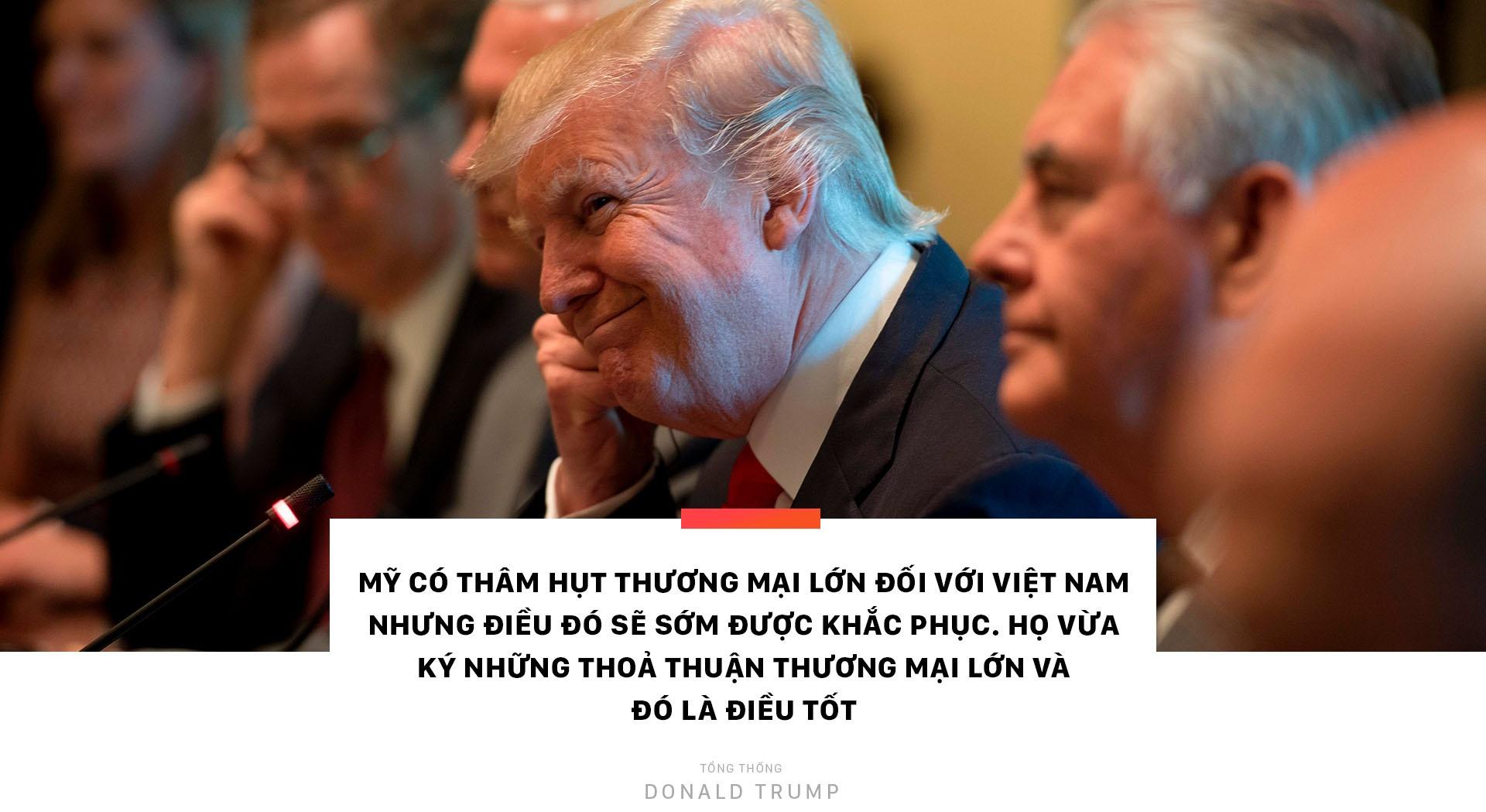 Thu tuong Nguyen Xuan Phuc hoi dam voi Tong thong Donald Trump hinh anh 4
