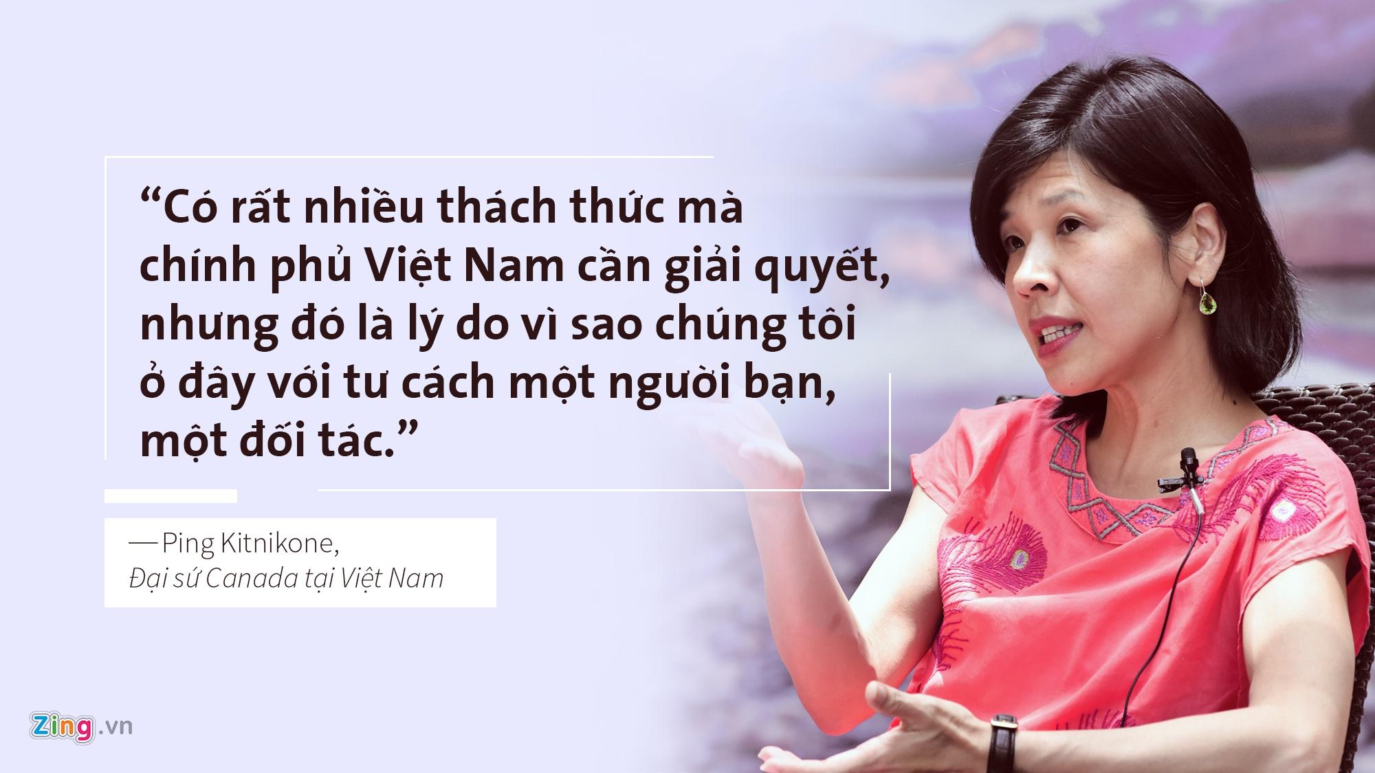 quan he Viet Nam - Canada anh 7