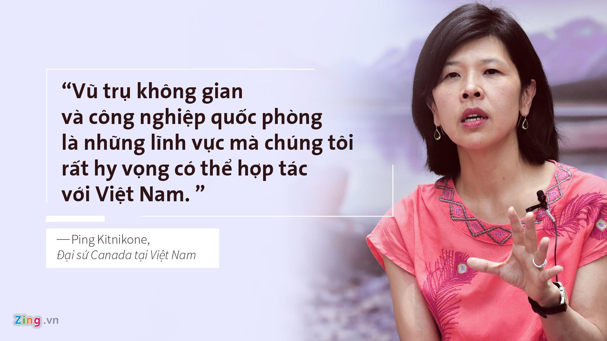 quan he Viet Nam - Canada anh 3