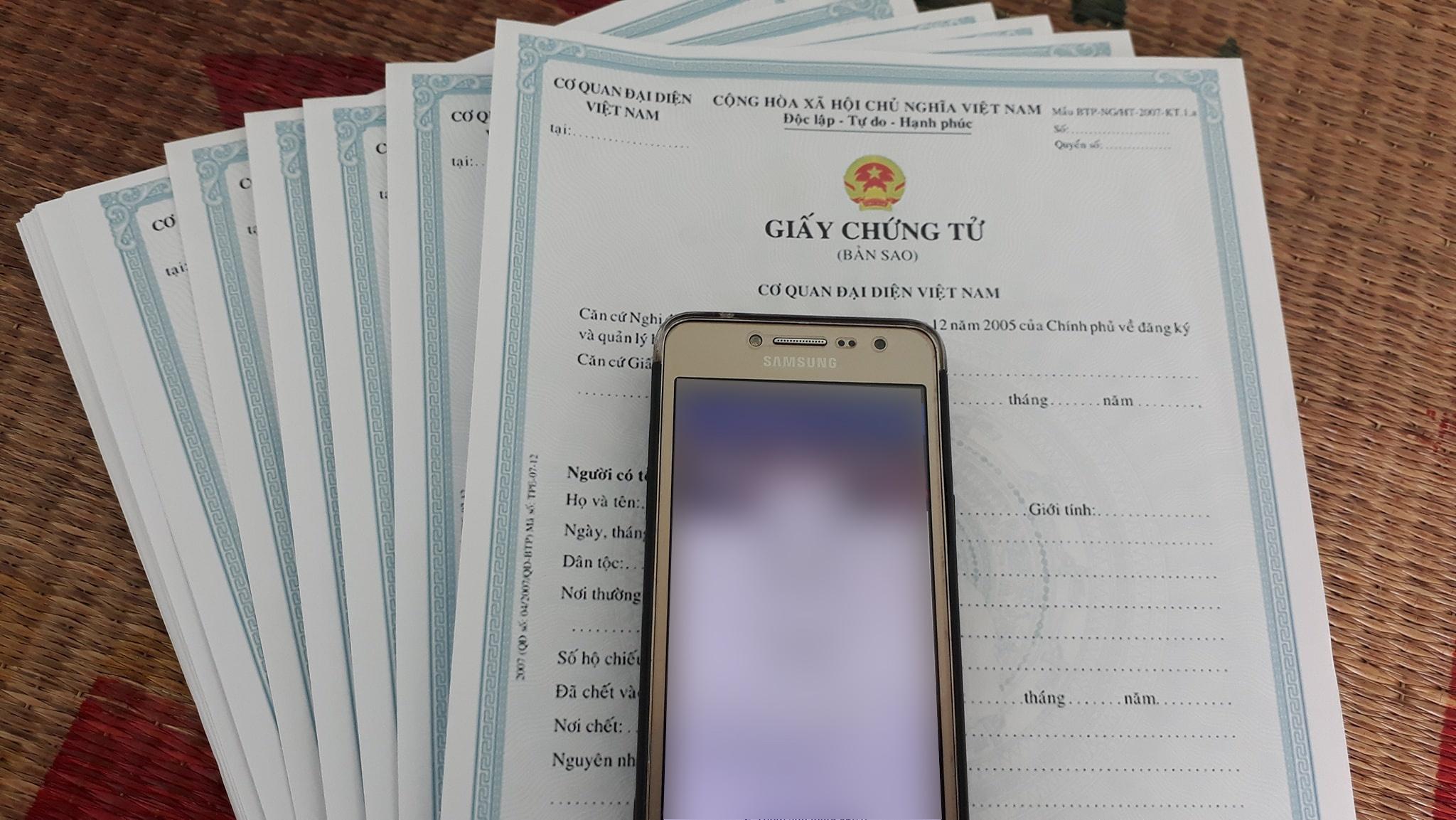 Đánh sập Facebook cá nhân bằng giấy chứng tử tại VN - Công nghệ - ZING.VN