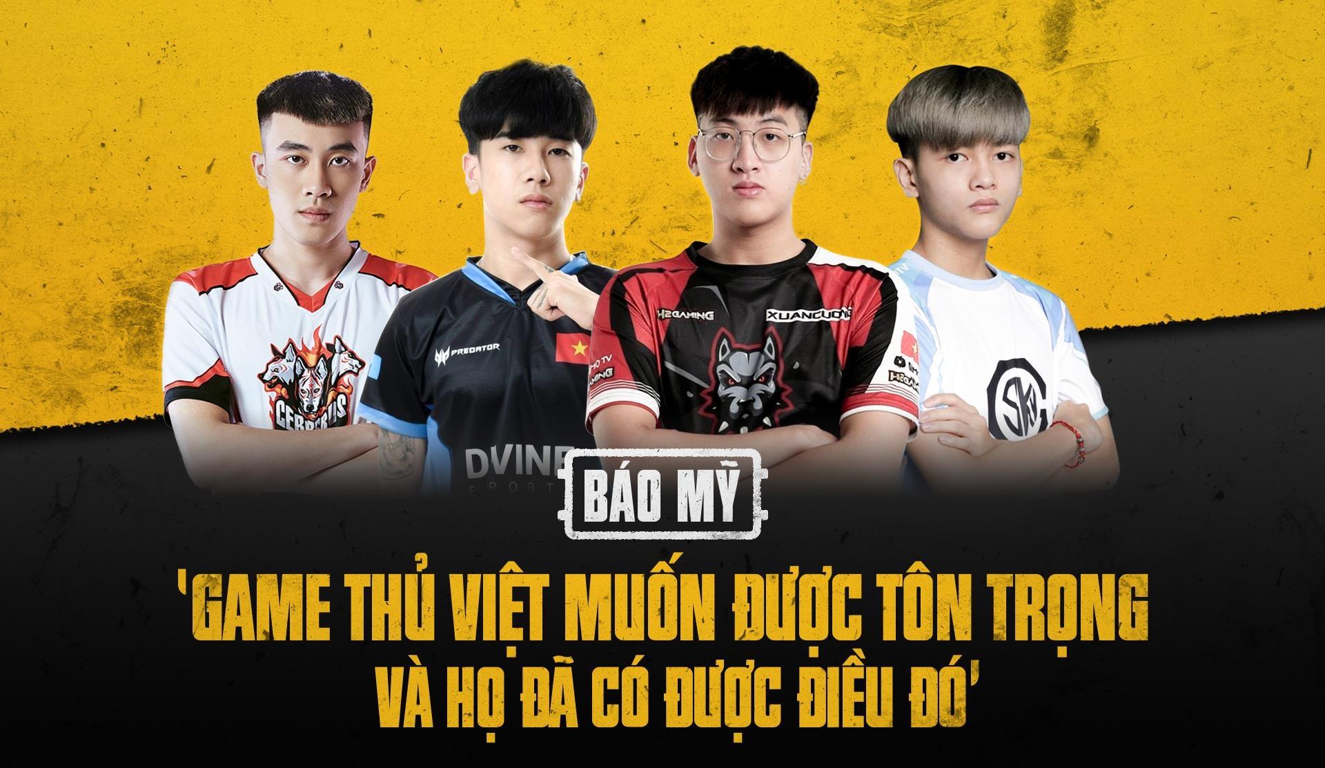 Bao My: Rot visa khong ngan duoc VN chinh phuc eSports the gioi hinh anh 2