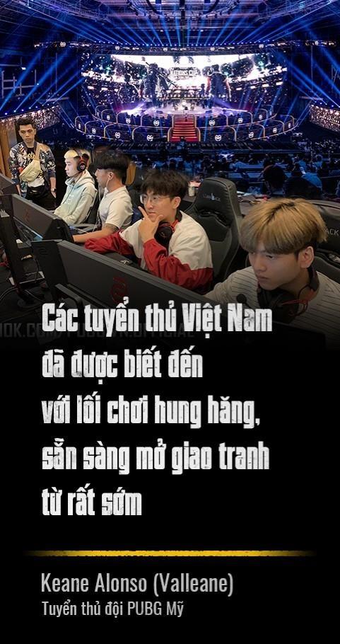 Bao My: Rot visa khong ngan duoc VN chinh phuc eSports the gioi hinh anh 10