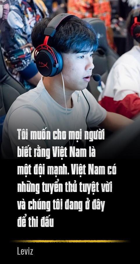 Bao My: Rot visa khong ngan duoc VN chinh phuc eSports the gioi hinh anh 14