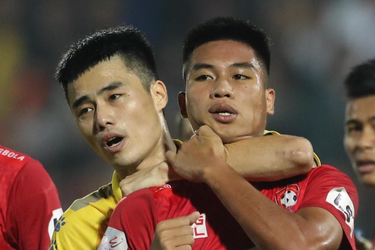 CLB Hải Phòng phản ứng với VPF vì bị phạt nhầm cầu thủ